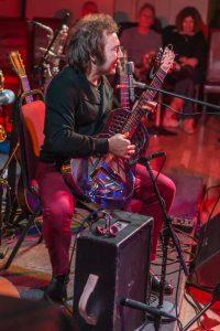 at Brooks Blues Bar, 03 Jan 2015