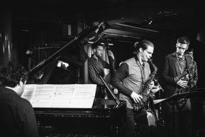Samuel Eagles / SPIRIT / Pizza Express Jazz SOHO / Shot by Rob Blackham / www.blackhamimages.com