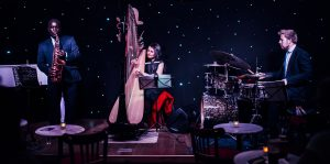 International Trio Concert Photo