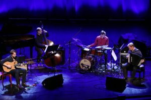 Maciek Pysz New Quartet